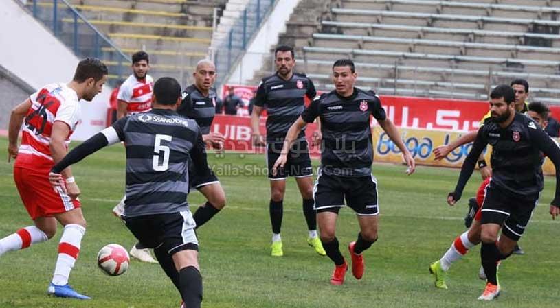 النادي الإفريقي يحقق انتصار صعب على فريق هلال الشابة في الدوري التونسي