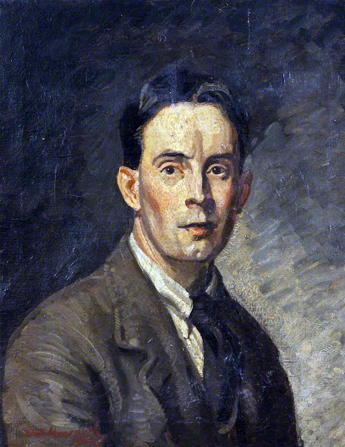 Charles Singleton Haworth, Self Portrait, Portraits of Painters, Fine arts, Charles Singleton