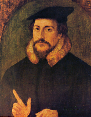 John Calvin - the Teaching Apostle