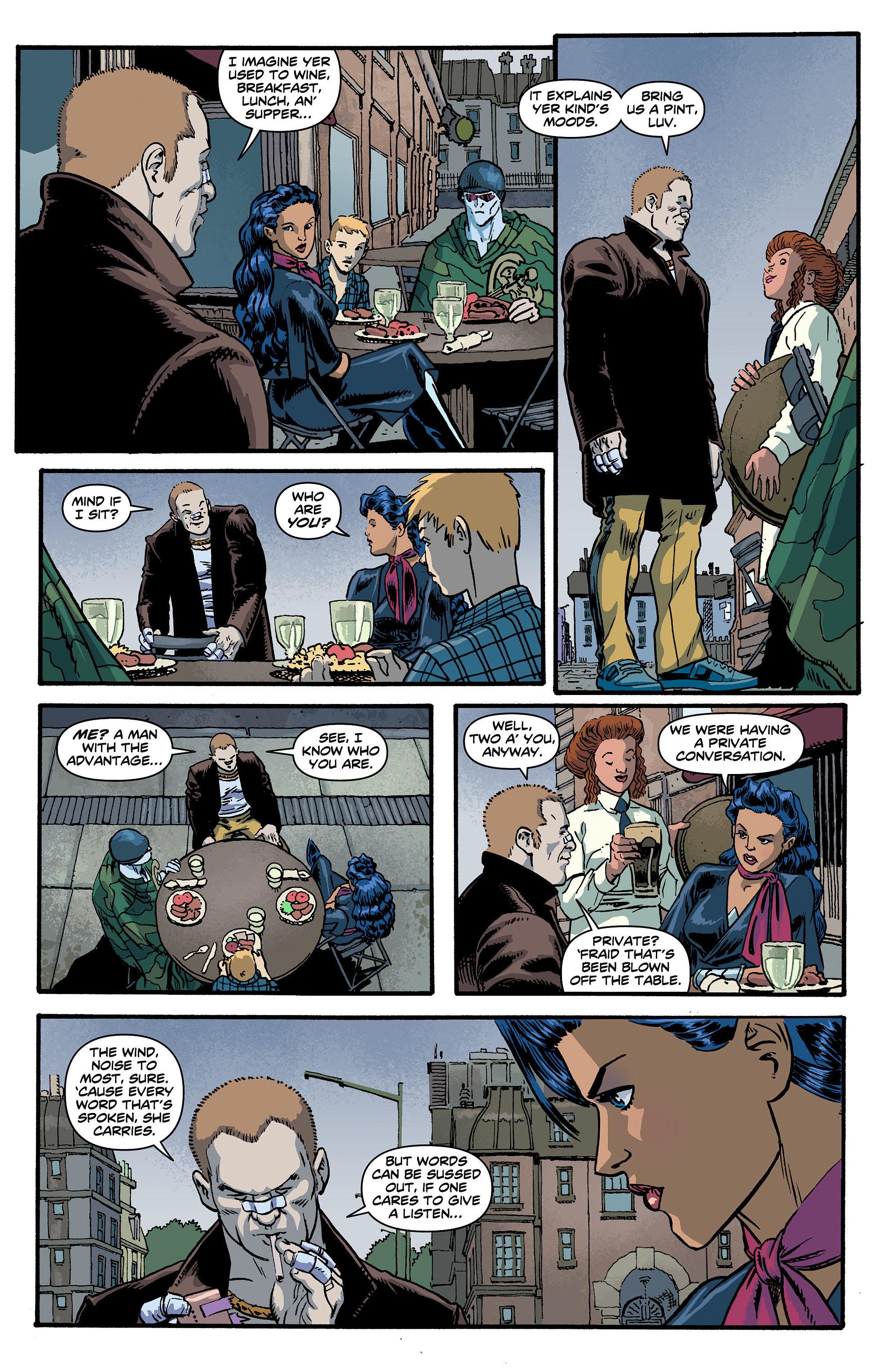 Read online Wonder Woman (2011) comic -  Issue #5 - 6