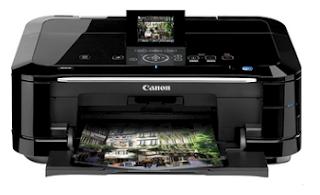 Download Canon PIXMA MG6120 Driver