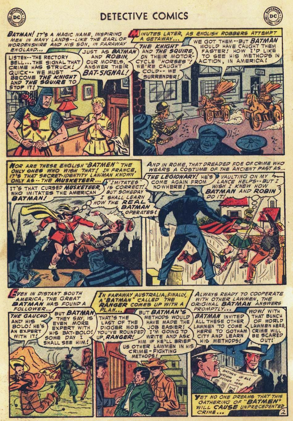 Read online Detective Comics (1937) comic -  Issue #215 - 4