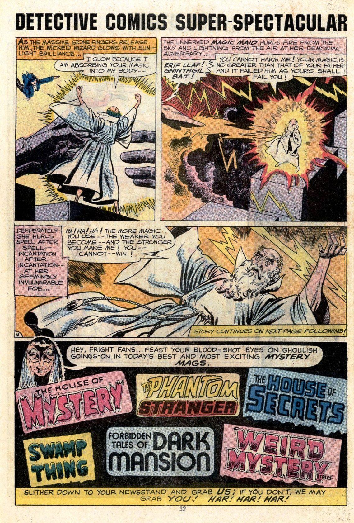 Detective Comics (1937) 438 Page 31