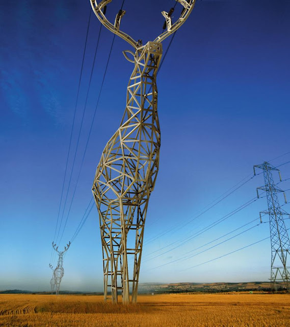 Electric Pylons