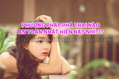 Phuong phap pha thai
