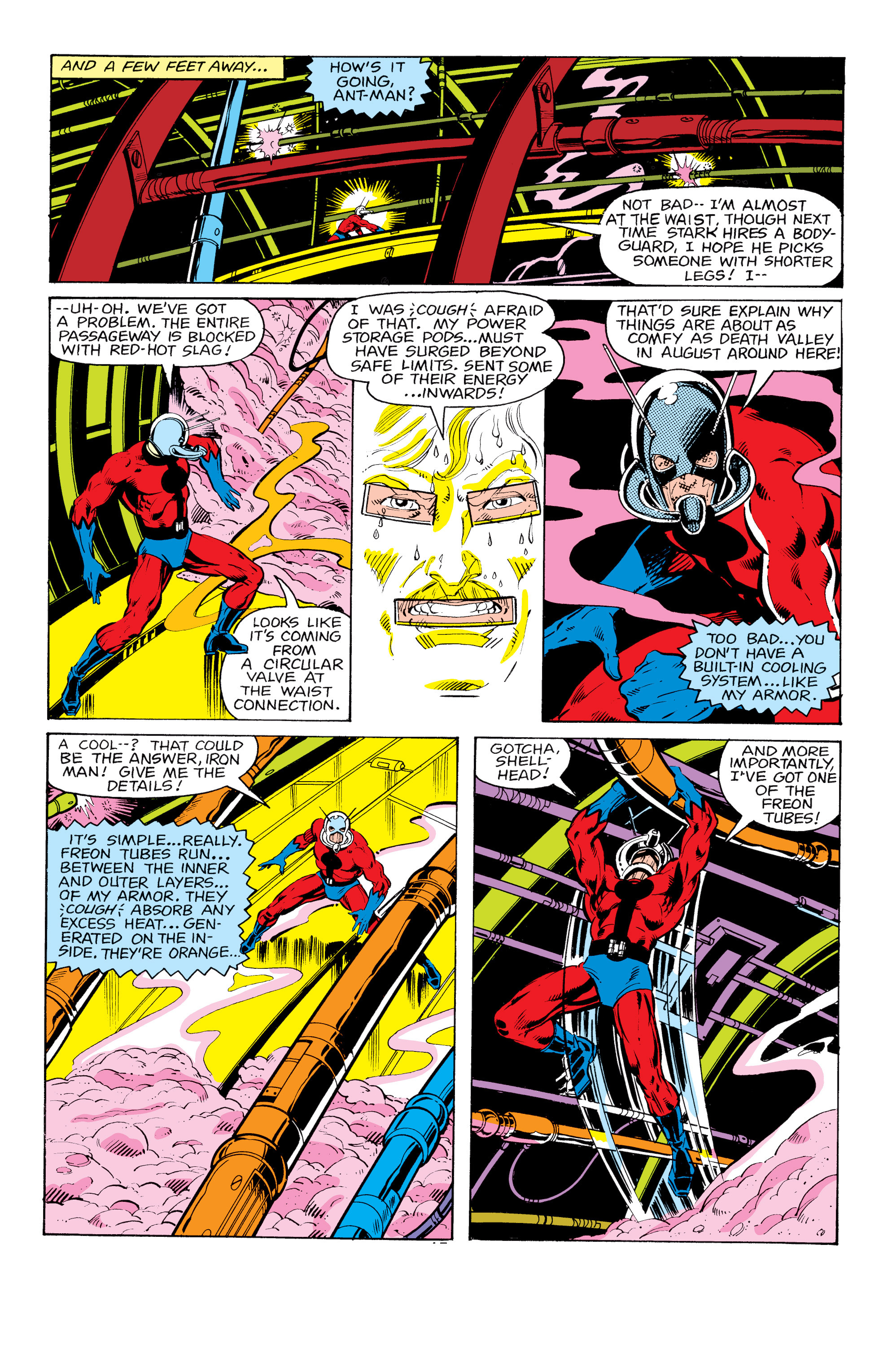 Read online Ant-Man comic -  Issue #Ant-Man _TPB - 91