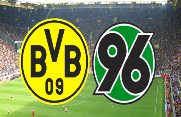 Borussia Dortmund vs Hannover Full Match And Highlights