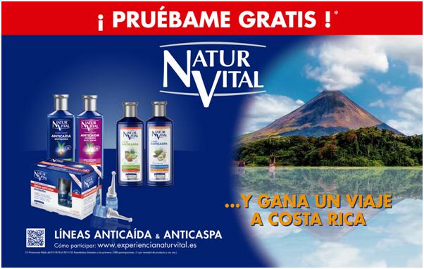 Pruébame Gratis NaturVital