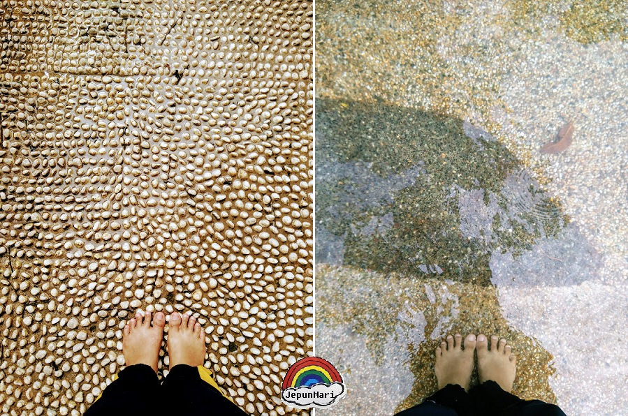 Bercuti di Hot Spring Sungai Klah, Sungkai