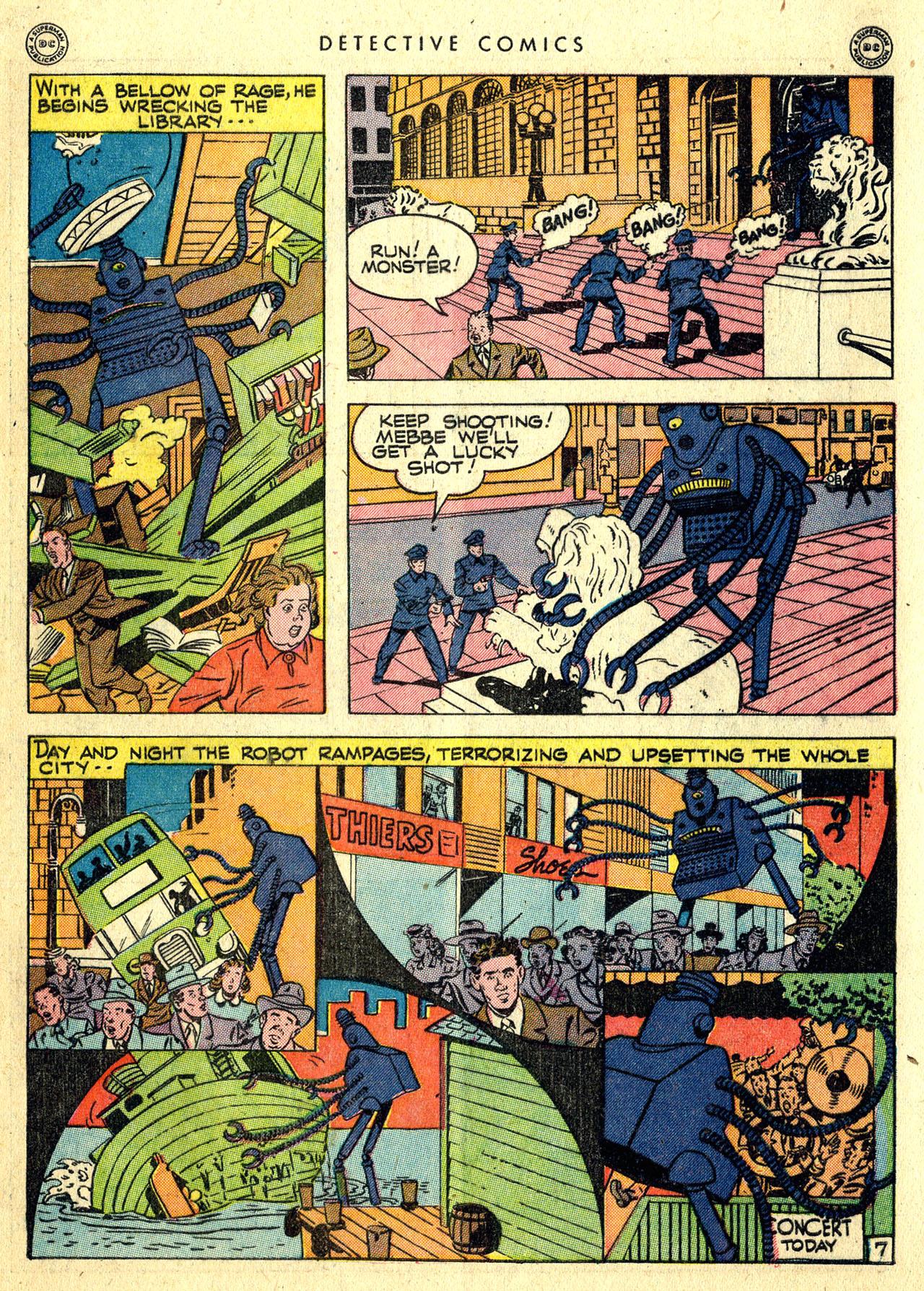Read online Detective Comics (1937) comic -  Issue #119 - 43