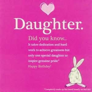 Happy Birthday Wishes Quotes For Daughter It Takes Dedication And Hard Work To Achieve Greatness