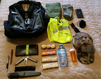 My get home bag