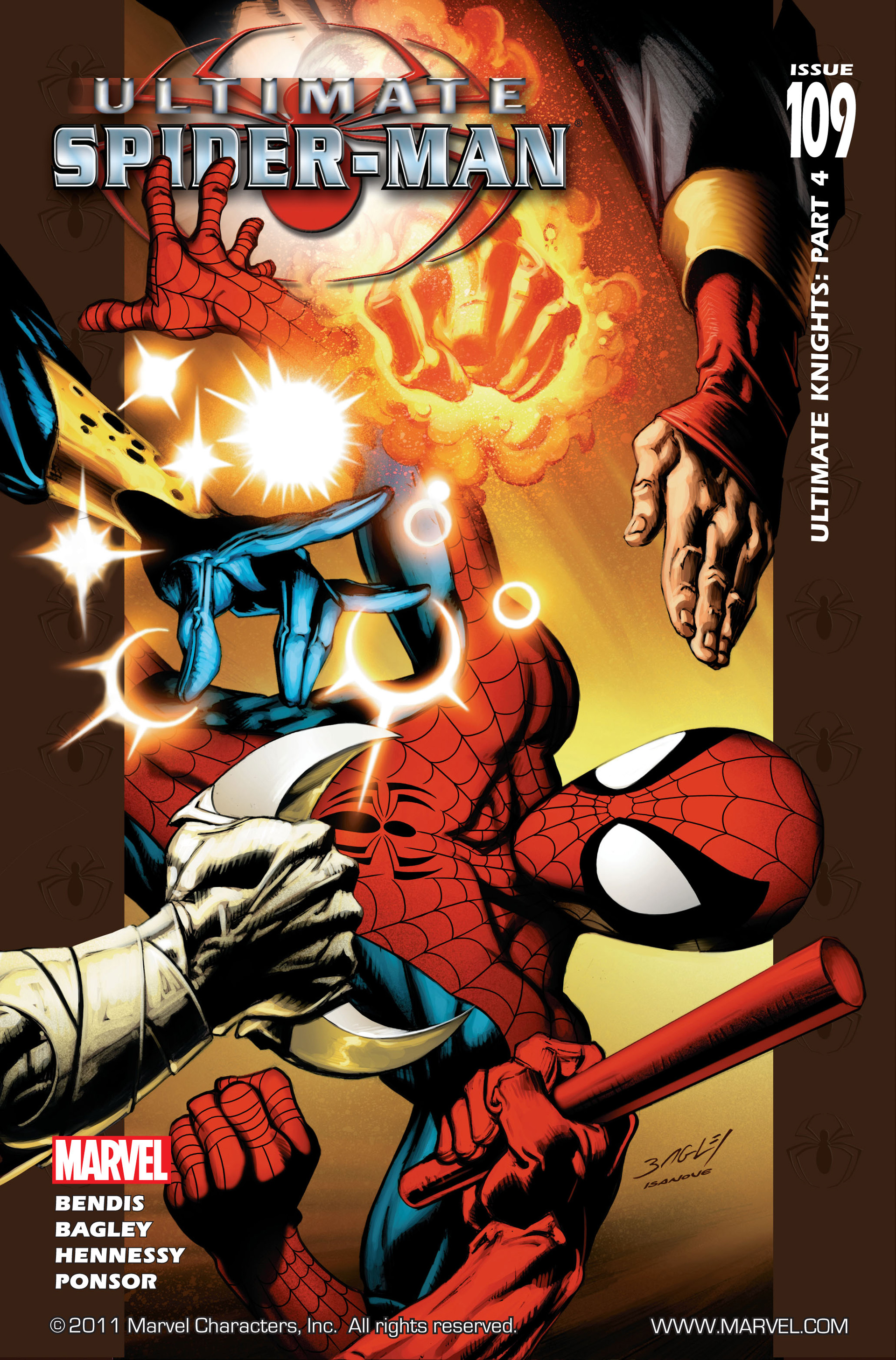 Read online Ultimate Spider-Man (2000) comic -  Issue #109 - 1