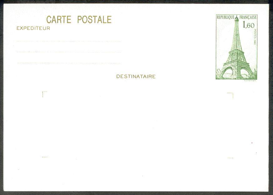 Quel est impression de cartes postales ?
