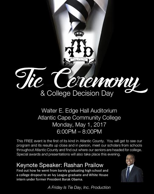 Raymond C Tyler College Decision Day Monday May 1st Words