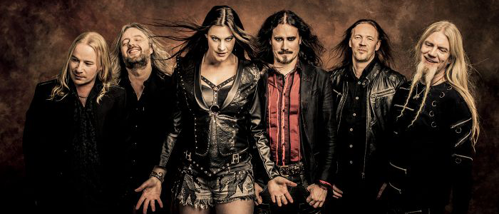 Nightwish - Endless Forms Most Beautiful - Diana My Dear