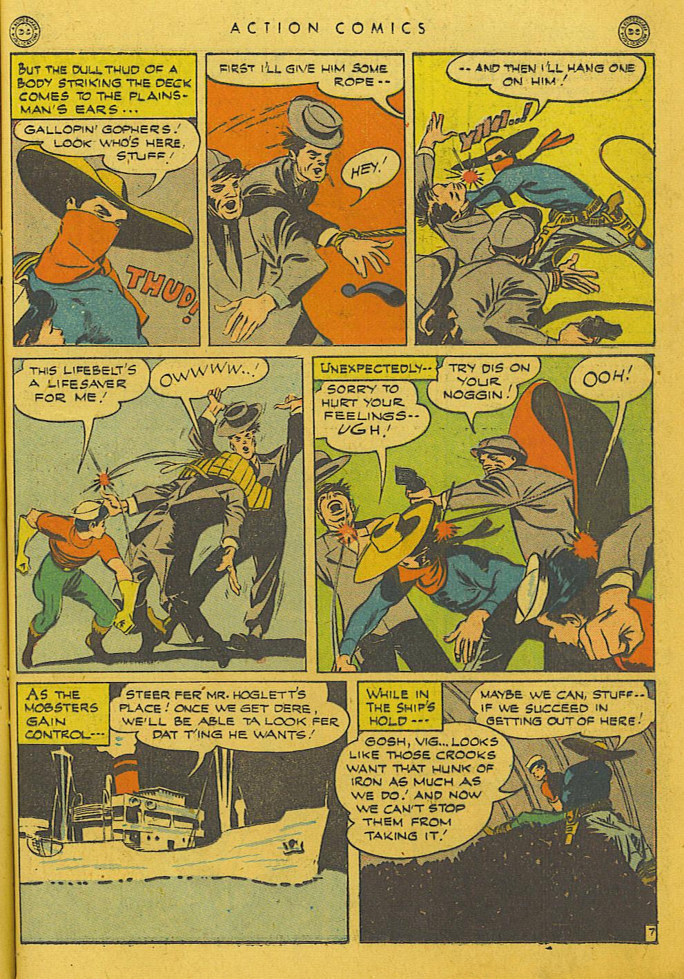 Action Comics (1938) 82 Page 36
