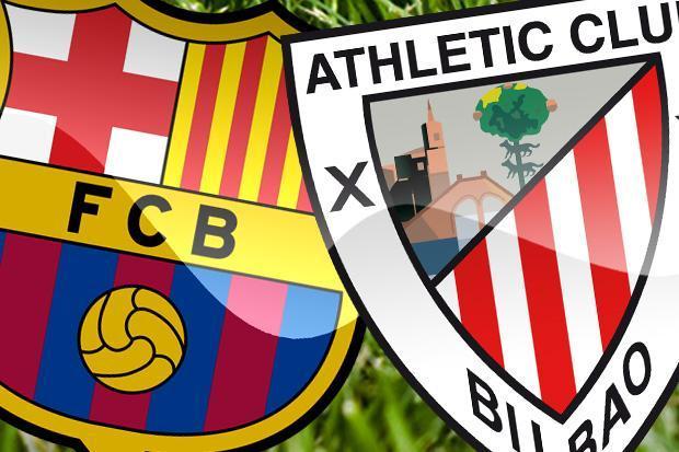مباراة برشلونة وأتلتيك بيلباو Barcelona vs Athletic Bilbao ...
