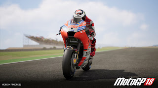 Moto GP 18 HD Wallpaper
