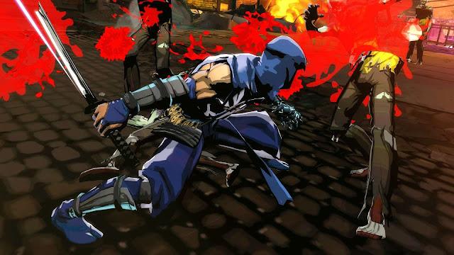 Yaiba Ninja Gaiden Z - Xbox 360 - Multi5 - Captura 1