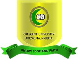 Crescent University Abeokuta (CUAB) JUPEB Admission form