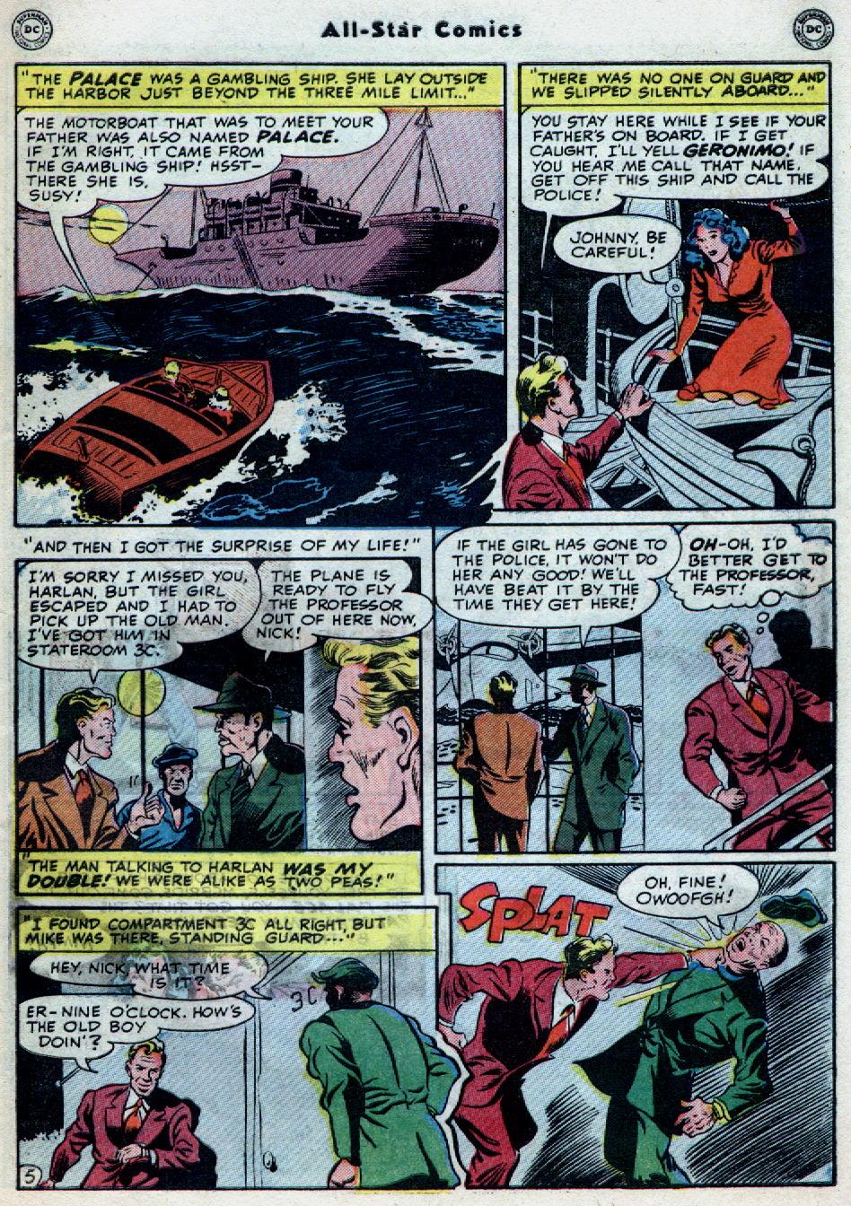 Read online All-Star Comics comic -  Issue #55 - 45