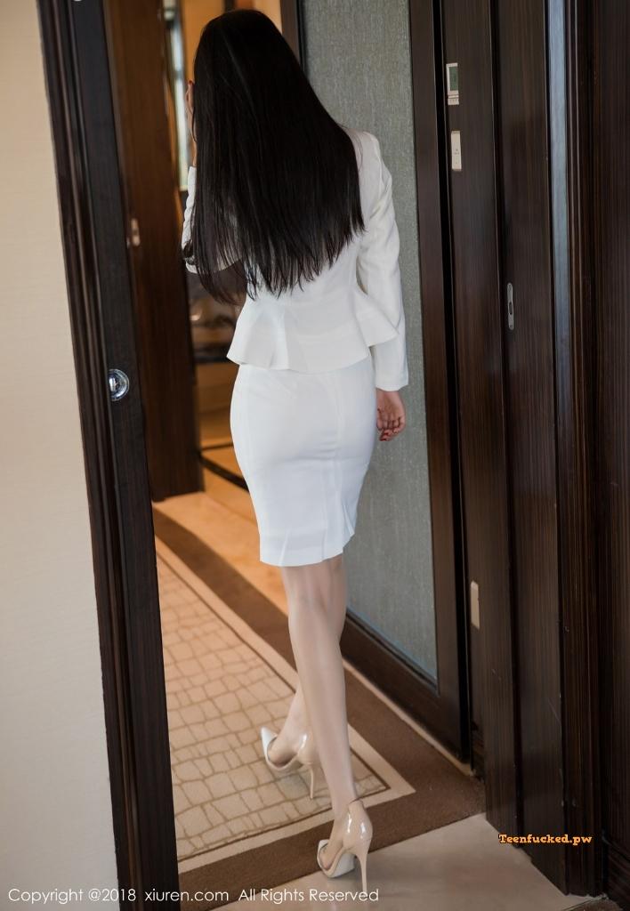 XIUREN No.1209 Xiao Reba Angela MrCong.com 008 wm - XIUREN No.1209: Người mẫu Xiao Reba (Angela小热巴) (52 ảnh)