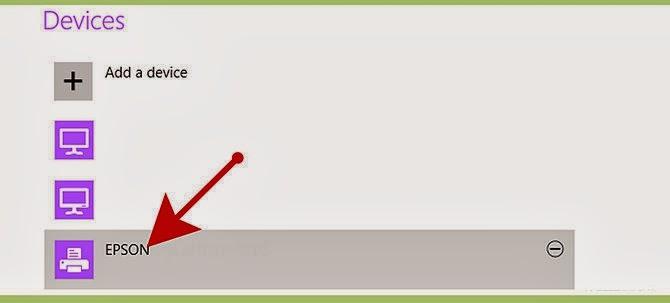 كيفية إضافة طابعة إلى ويندوز 8 شرح كيف