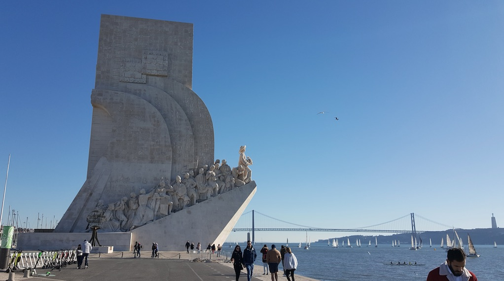 Smooth Traveler: Lisbon's Moorish Influences
