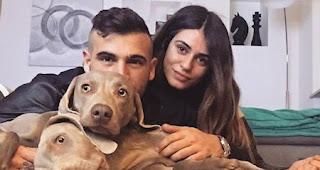 Stefano Sturaro fidanzata Federica Pignotti