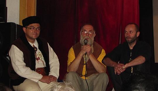 Piotr Kohut,Adam Kitkowski, Wojciech Jachymiak.