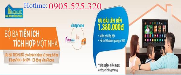 Đăng Ký Lắp Đặt Internet VNPT Quận 3