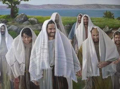 Esboços de Pregações- Qual era o perfil dos doze apóstolos de Jesus?