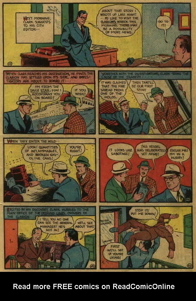 Action Comics (1938) 17 Page 8