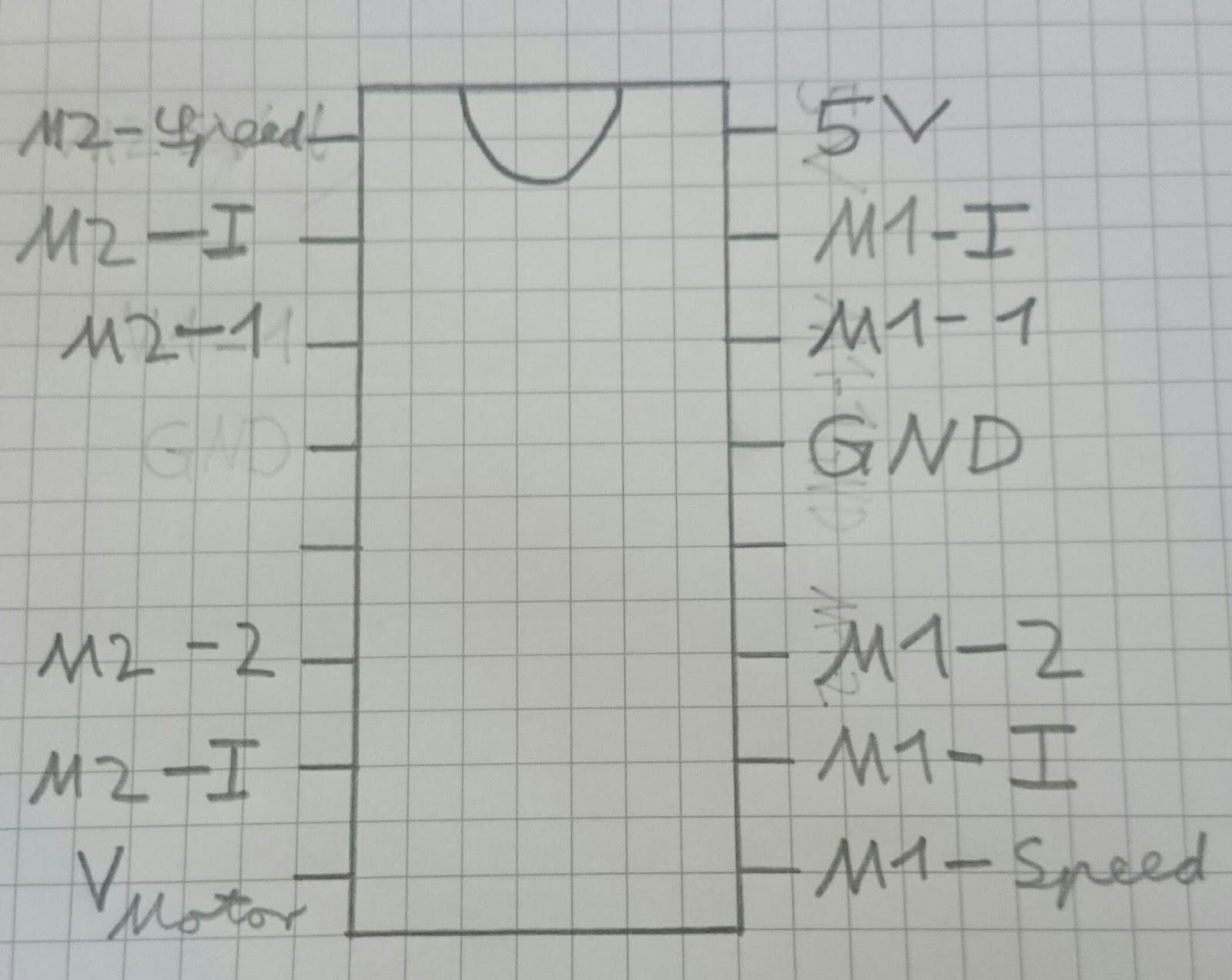 Michaelsarduino Steuern Eines Dc Motors Mit Dem Arduino