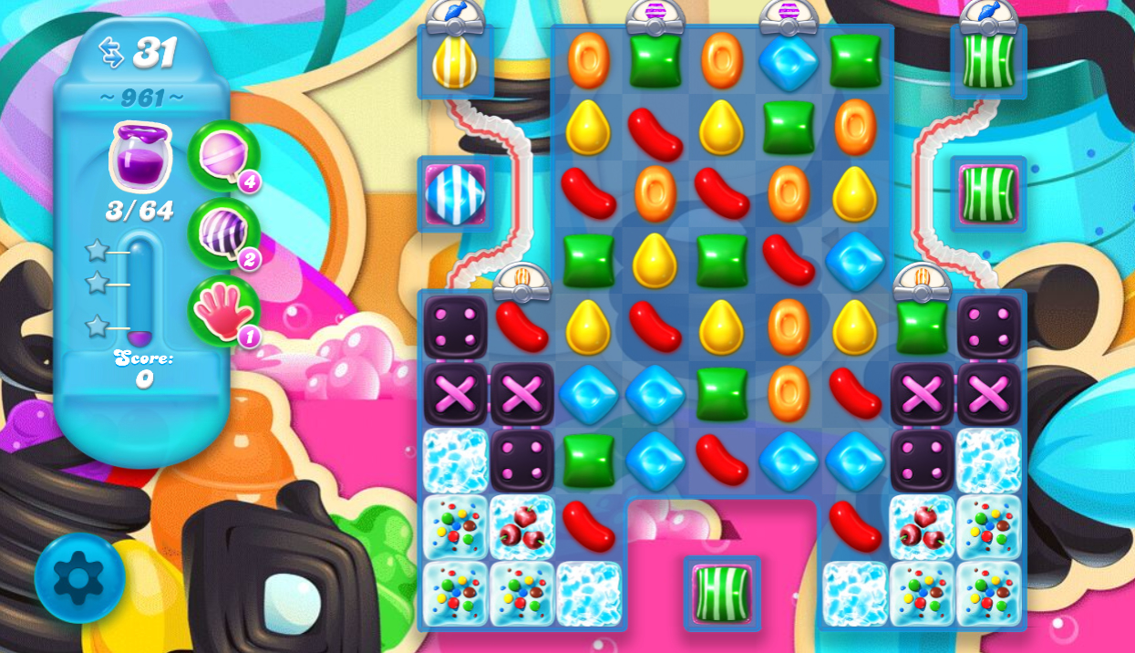 Candy Crush Soda Saga 961