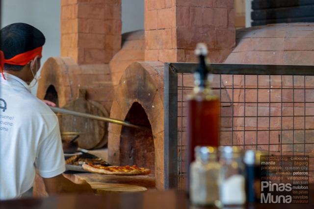 Amare La Cucina (Kapitolyo) Drick Oven
