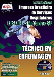 Apostila ESBERH São Carlos SP Técnico em Enfermagem