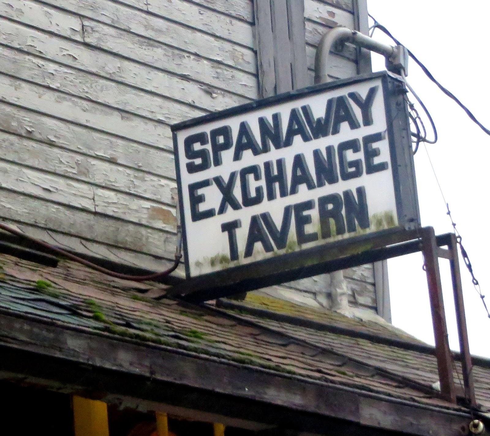 Seattlebars org: #2395 - Exchange Tavern, Spanaway, WA - 1/12/2014