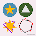 CorelDRAW Tutorial - Align Star (Odd Points of Star or Polygon) to Center a Circle