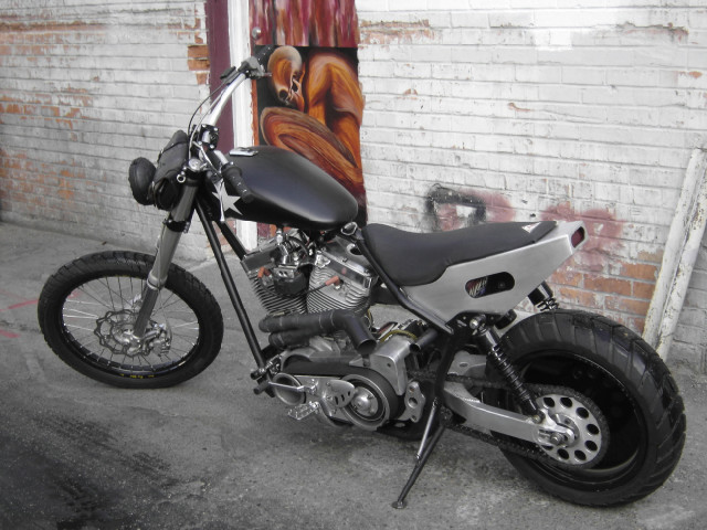 Harley FXR Dirt Bike Chopper by Pro Power Performance