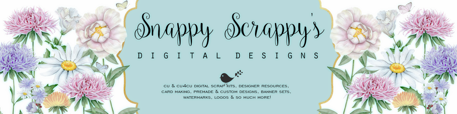 Snappyscrappy's Digital Designs