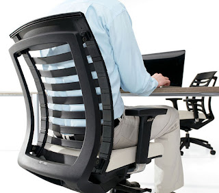 Ergonomic Smart Chair