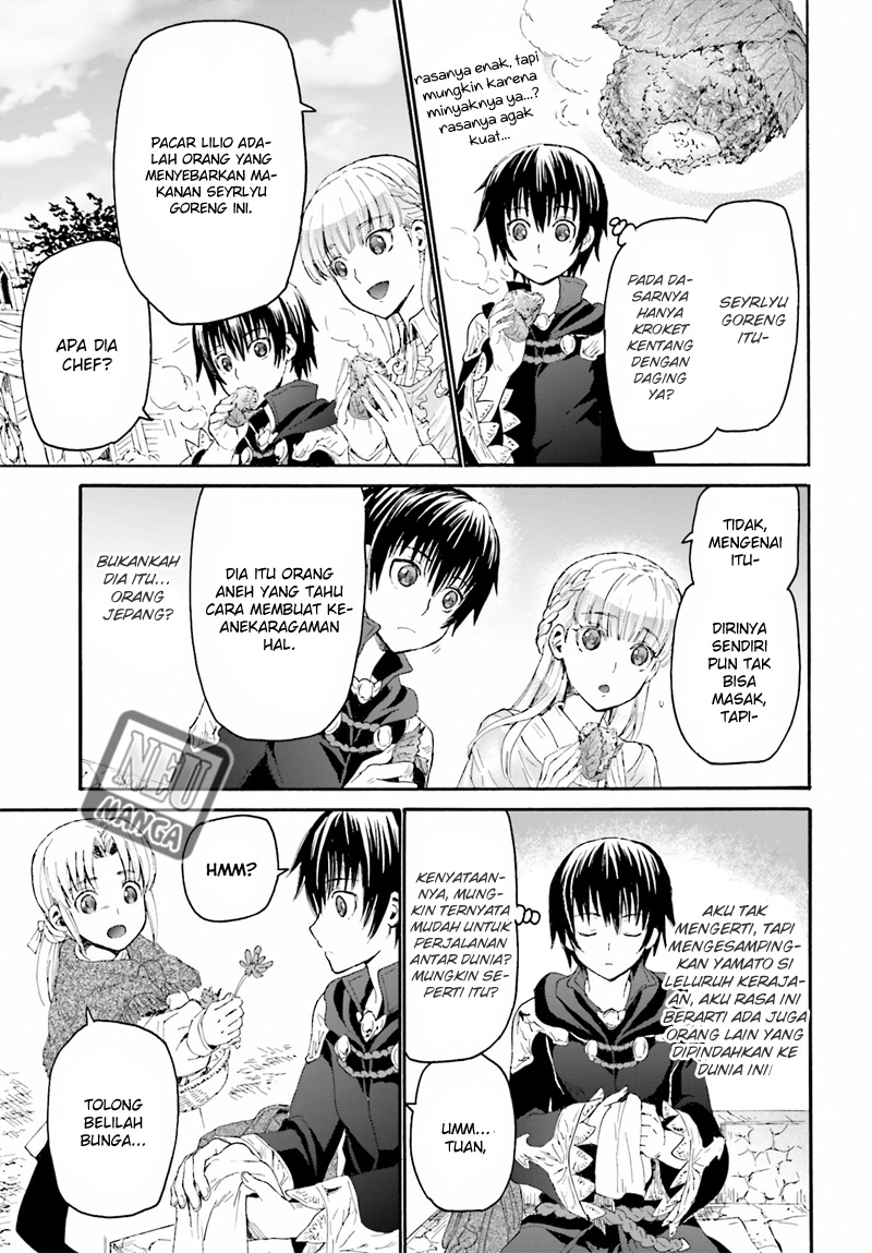 Death March Chapter 4 Bahasa Indonesia