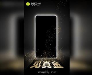 Hp Android RAM 3 GB Harga 1 Jutaan Qihoo 360 N4A