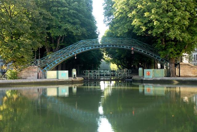 oostelijke arrondissementen van Parijs, Charonne, Belleville, La Villette, Ménilmontant