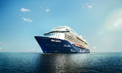 Royal Caribbean's German Brand Mein Schiff Will Offer a Number of Sailings From Cape Liberty NJ