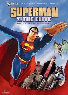 Superman Vs The Elite – DVDRIP LATINO