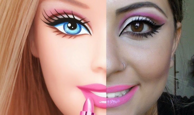 sneakers reliable quality best prices Babie Eye Makeup Tutorial - BARBIE MAKE UP STYLE - Paris ...