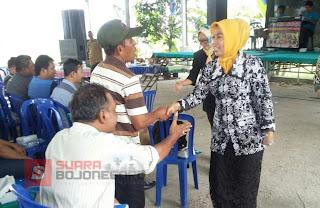 Hj Mitroatin : Kami Ada Untuk Mensejahterakan Masyarakat